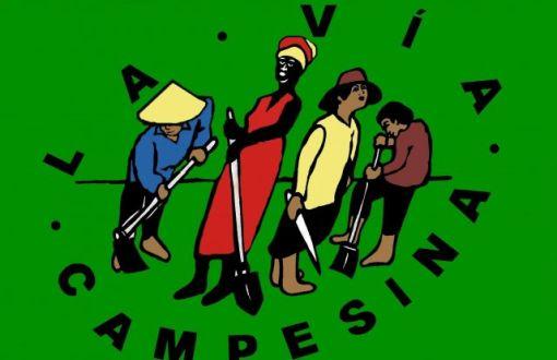 """Via Campesina : """"Gıda Egemenliği ve Dayanışma: Çiftçi Mücadelemizi İlerletmek İçin Tarihi Bir An"""""""