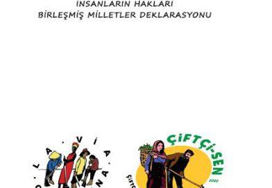 Köylü Hakları Broşürü
